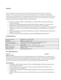sap analyst resume functional analyst resume senior business