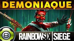 siege pour pack démoniaque pour echo rainbow six siege fr