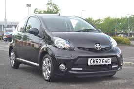 toyota aygo fire vvt i petrol manual ck62eag wessex garages