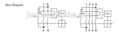 40a 30ma 2pole nfin f u0026g rcd rccb elcb circuit breaker buy 40a