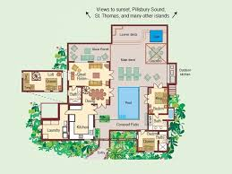 Outdoor Living Floor Plans by Plumeria Panoramic Ocean U0026 Sunset Views H Vrbo