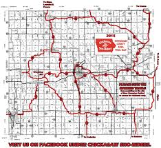 Wisconsin Snowmobile Trails Map by Iowa Snowmobile Trails