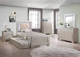 Bari Bedroom Furniture Bari 6 Pc Youth Bedroom Bedroom Sets