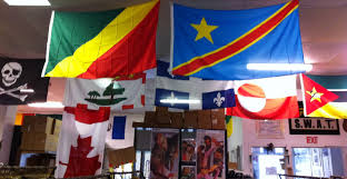 Interesting Flags The Halifax Army Navy Store Flagtastic Flags