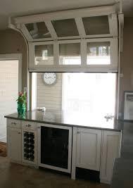garage door for kitchen cabinet garage door window kitchen ideas photos houzz