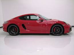 porsche cayman red porsche cayman 3 4 gts pdk one owner nick whale sports cars