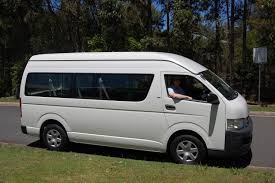 van toyota toyota hiace commuter the campervan converts