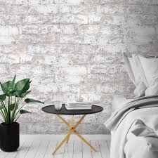 Magnolia Wallpaper by Urban Brick Wallpaper By Woodchip And Magnolia By Woodchip