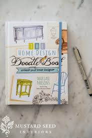 Home Design Book The Doodle Book U0026 An Empty Studio Miss Mustard Seed