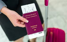 travel passport images The most powerful passports in the world travel leisure jpg%3