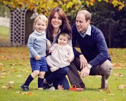 family christmas prince williiam and kate middleton royal family christmas card