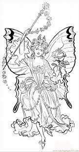 printable fairy coloring pages fairy coloring pages for adults