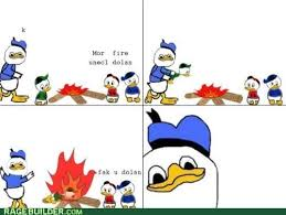 Fak U Gooby Know Your Meme - rage comics dolan duck rage comics rage comics cheezburger