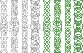 celtic ornaments and patterns vector thinkstock