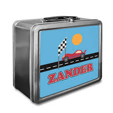 box personalized race car lunch box personalized potty concepts