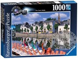 ravensburger jigsaw puzzles photo gallery 3 river semois 1000pc