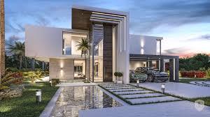 best terrific modern luxury villas design 14875