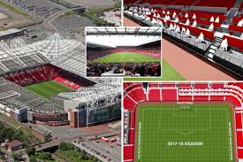 Utd Map Man United To Increase Old Trafford To 88 000 And Make It The