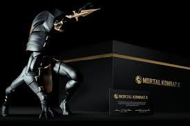 Scorpion Costume Mortal Kombat X Players Unable To Redeem Gold Scorpion Costume