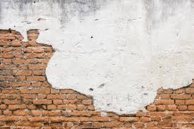exposed brick white exposed brick concrete wall stock photo picture and