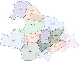 Map Of Laguardia Airport Lga Sop Zny Documents