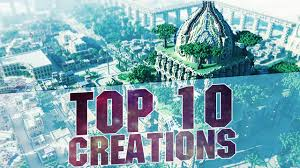 World Of Keralis Map by Minecraft Top 10 Best Creations 2015 Epic Cities And Buildings
