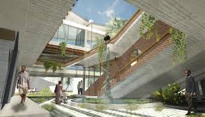 gallery of nlé wins competition to design financial headquarters