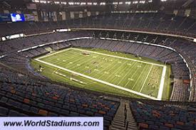 mercedes dome orleans stadiums mercedes superdome in orleans