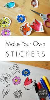 best 25 diy stickers ideas on pinterest make your own labels make your own stickers with contact paper
