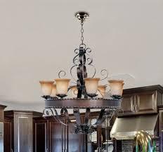 wrought iron foyer light wrought iron foyer chandelier