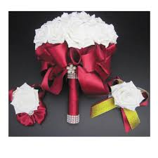 wrist corsage prices compare prices on bridesmaid wrist corsage white online shopping