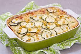 cuisine courgettes recette de gratin de courgettes au mascarpone