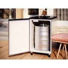 Full Size Kegerator Furniture Chalkboard Kegerator For Sale With 3 Taps For Home