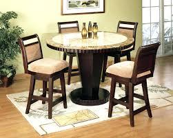 round marble dining table set u2013 mitventures co