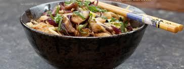 la cuisine de corinne wok de poulet et nouilles aux oeufs la cuisine de corinne