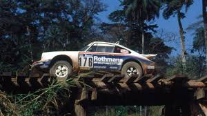 porsche dakar porsche showcases the 911 u0027s alter ego the rally winning 953 video