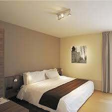 eclairage de chambre eclairage chambre applique dio flex plate l40 cm chrome