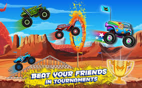 monster truck nitro games nitro heads multiplayers race android apps on google play