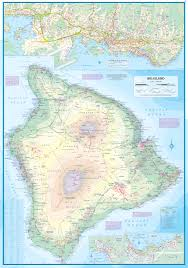 Hawaii Lava Flow Map Maps For Travel City Maps Road Maps Guides Globes Topographic