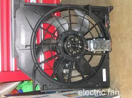 2003 bmw 325i radiator fan mechanical fan to electric fan swap automatic s doityourself