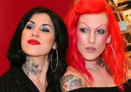 kat von d publicly ends friendship with jeffree star tattoo com