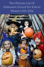 30 halloween events in western ma for kids 2016