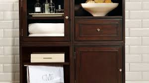 Decorative Bathroom Storage Cabinets Sophisticated Fascinating Bathroom Storage Cabinet Cabinets At