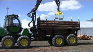 amazing awesome forestry equipment machinery john deere wood log