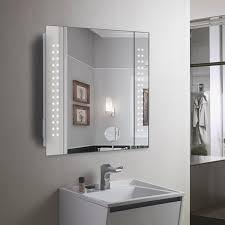 elegant mirrors bathroom elegant mirror cabinet 60 led light illuminated mirror bathroom