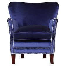 Blue Velvet Accent Chair 20 Upholstered Affordable Accent Chairs