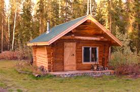 Micro Cabin Log Cabin Living Micro Mansions Blog