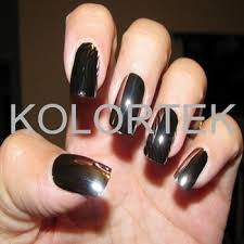 mirror effect powder chrome pigment powder for nail polish