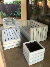Palet Patio Lovely Faux Wood Patio Furniture And Best 25 Pallet Patio Decks