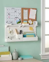 Desk Wall Organizer Wall Desk Organizer Best 25 Organization Ideas On Pinterest